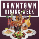 Downtown Dining Rules and Regulations