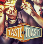 Share your feedback on Taste and Toast 2019