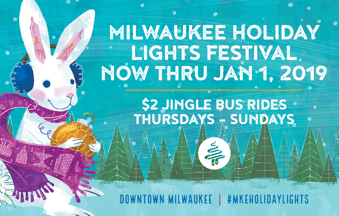 Milwaukee Holiday Lights Guide