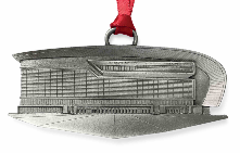 Fiserv Forum 2018 Ornament