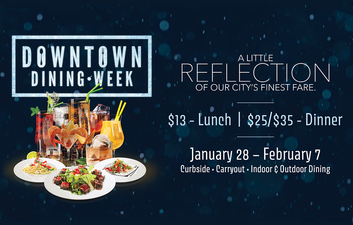 Downtown Dining Week: Winter Edition