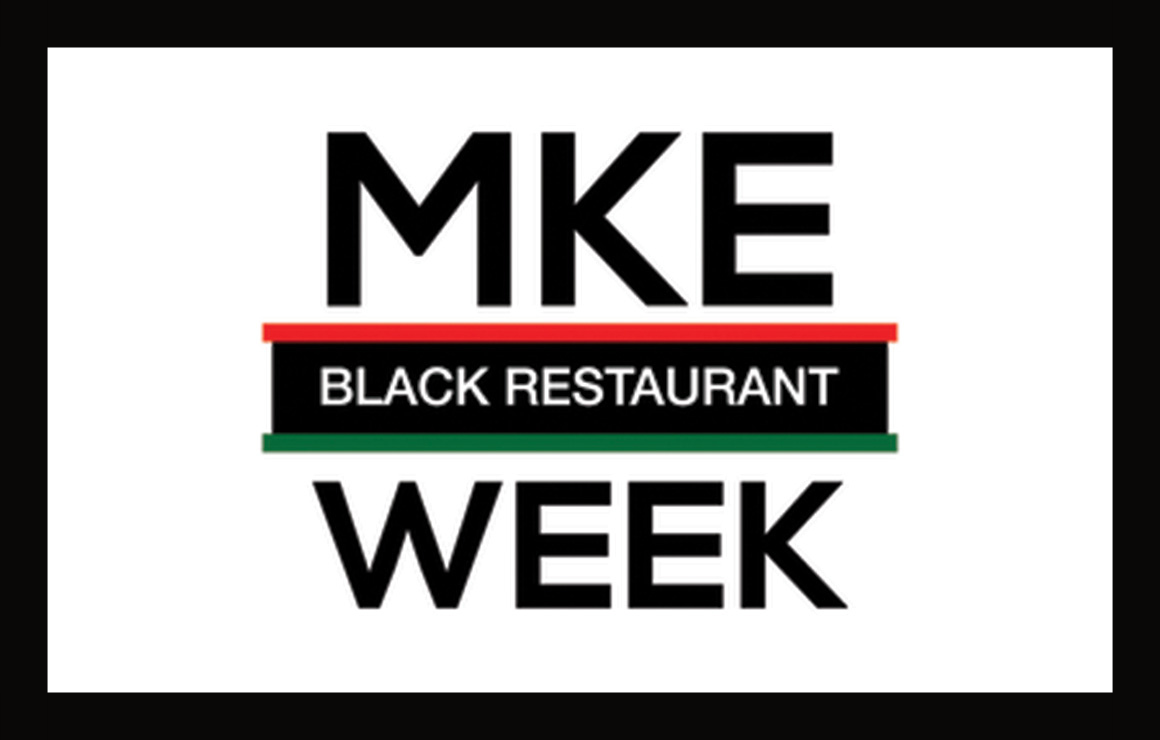 MKE Black Restaurant Week Graphic