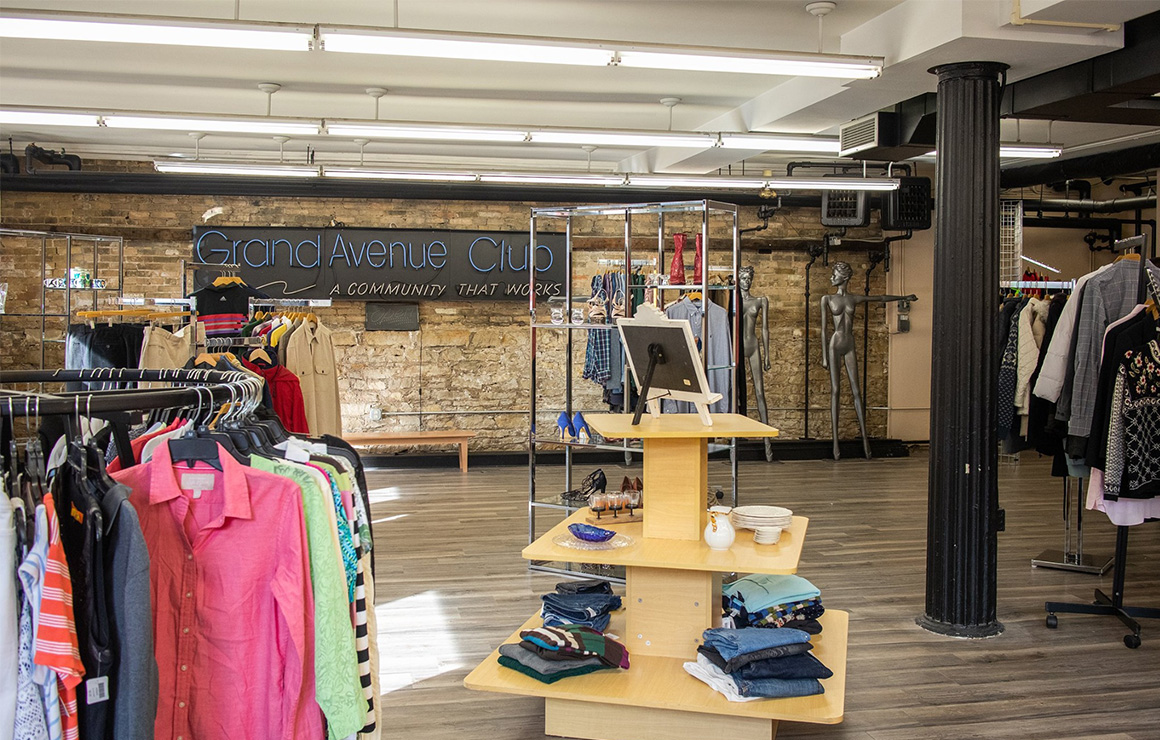 Water Street Boutique Milwaukee Downtown