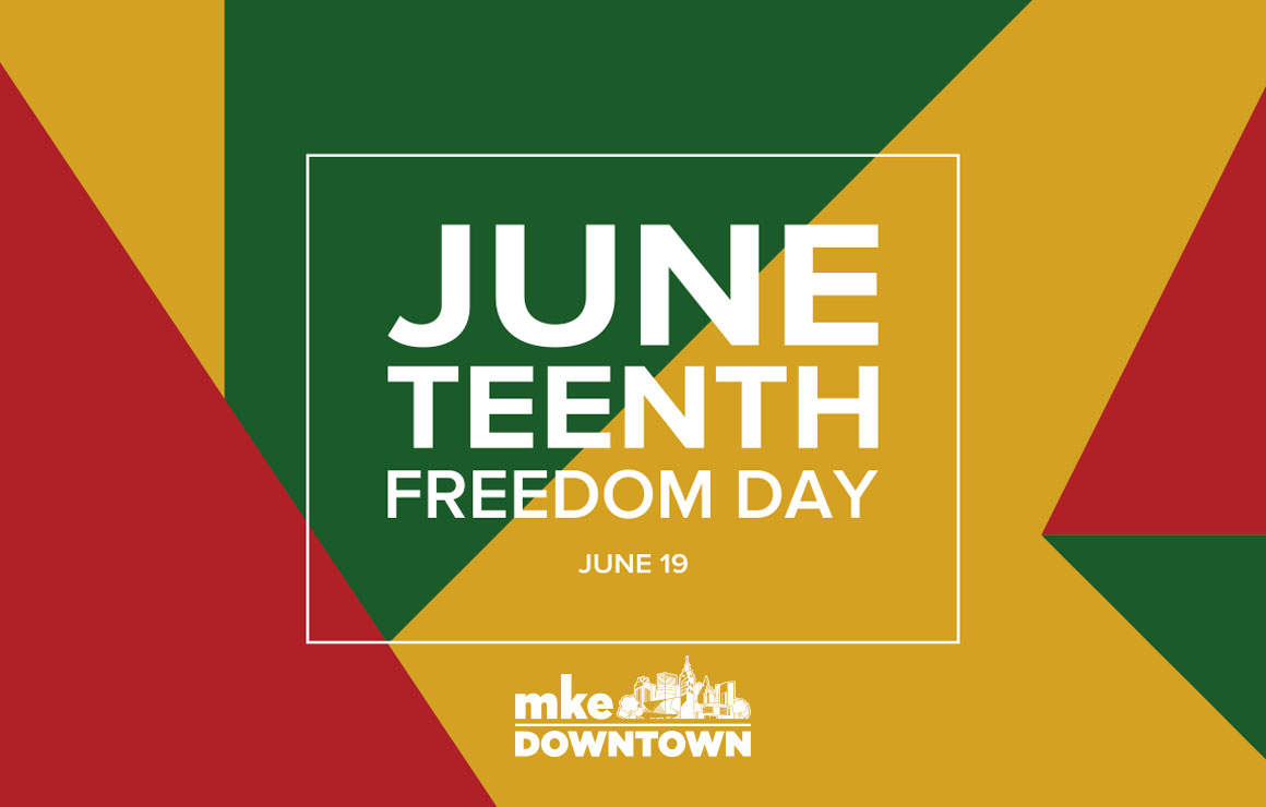 Juneteenth Day Milwaukee Downtown