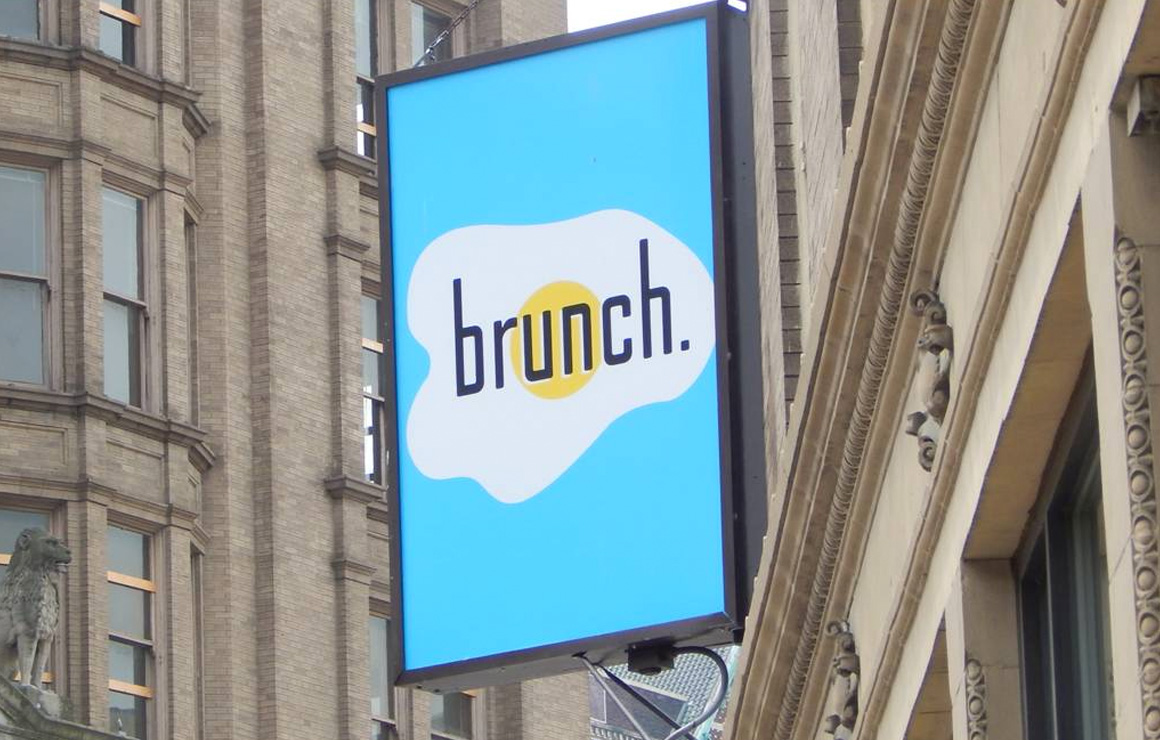 Now serving Brunch!