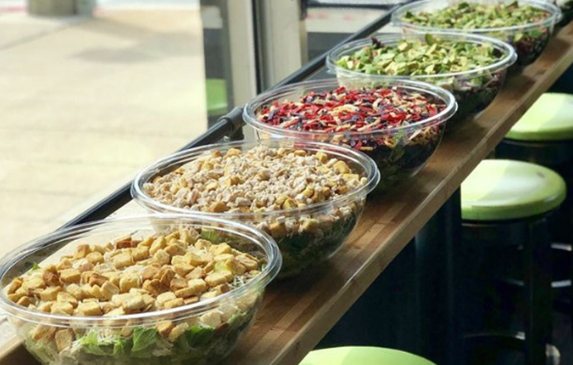 Grassroots Salad Company Catering Milwaukee