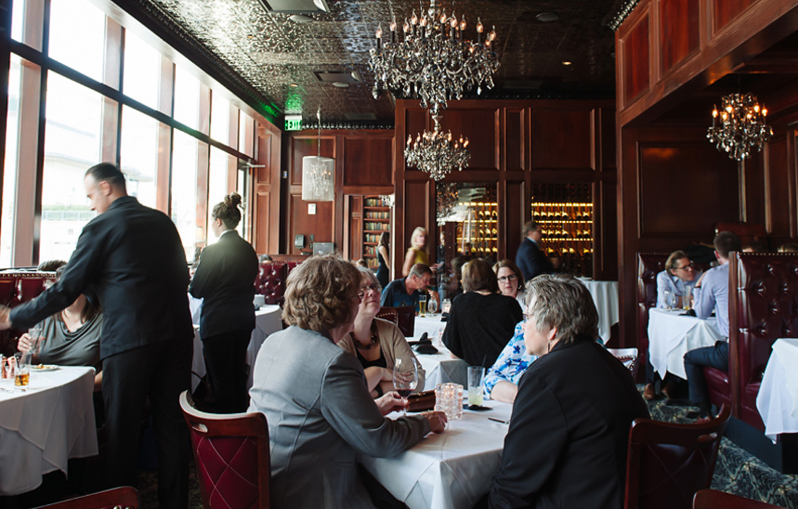 Rare Steakhouse Brings World-Class Culinary Flare to 833 East Michigan