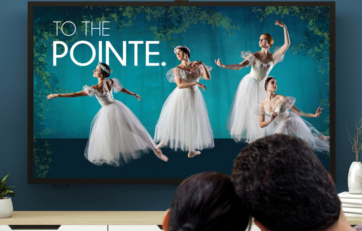 Milwaukee Ballet To the Pointe