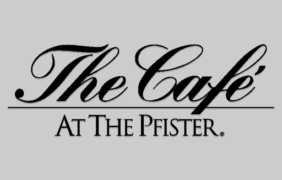 Café at the Pfister