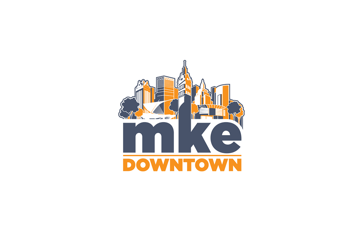 Milwaukee Downtown logo