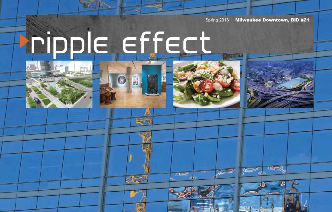 Ripple Effect Magazine Milwaukee Downtown