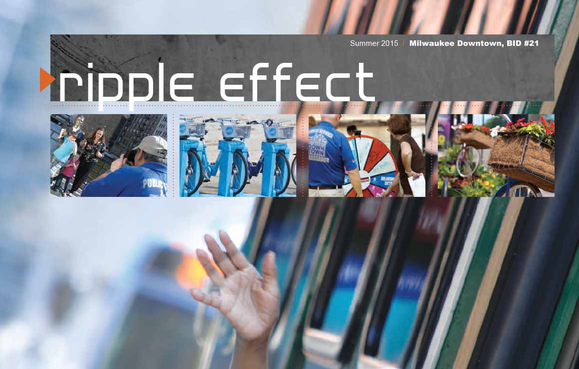 Summer 2015 Ripple Effect Milwaukee Downtown