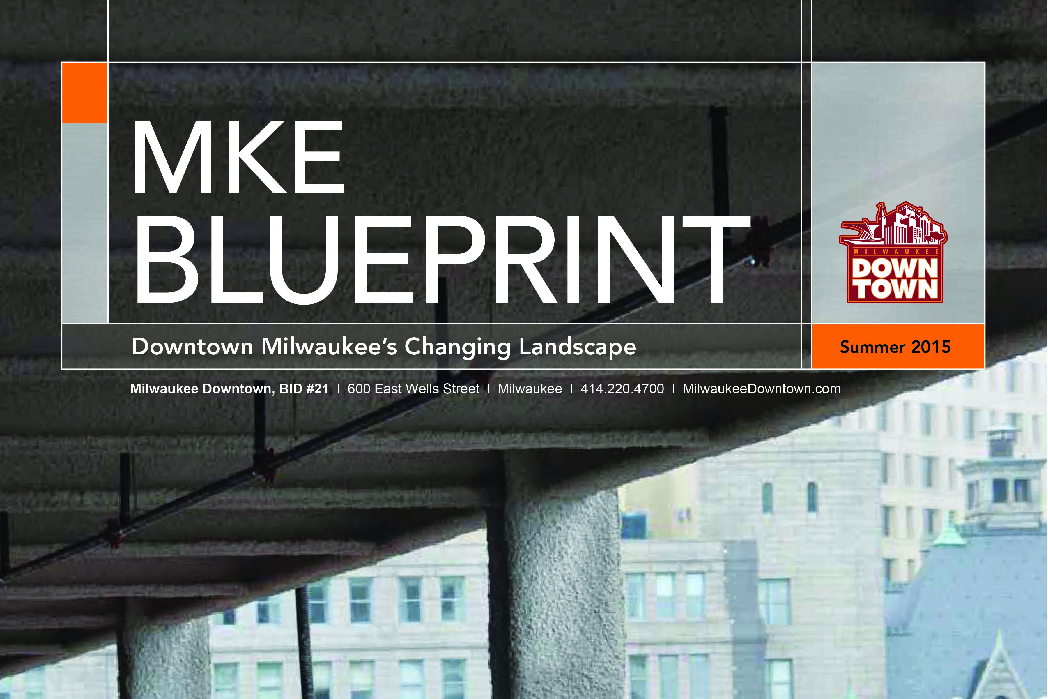 Blueprint Milwaukee Downtown