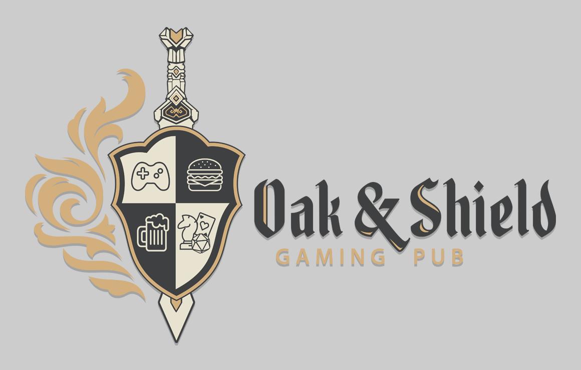 Oak and Shield