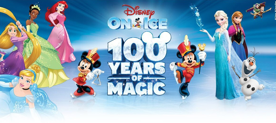 100 Years of Disney on Ice Milwaukee