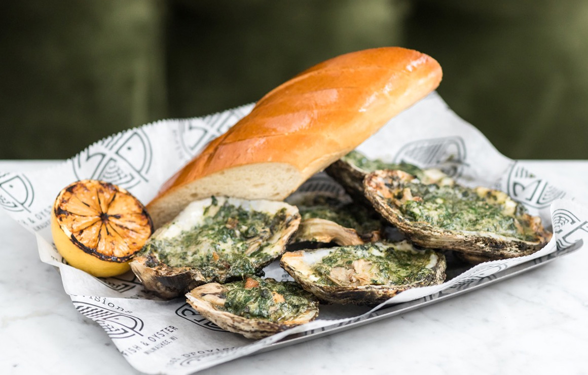 Third Coast Provisions is a seafood restaurant with an oyster bar