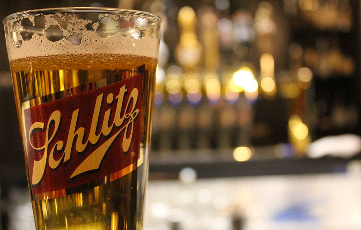 Brown Bottle offers Milwaukee classics like Schlitz Beer