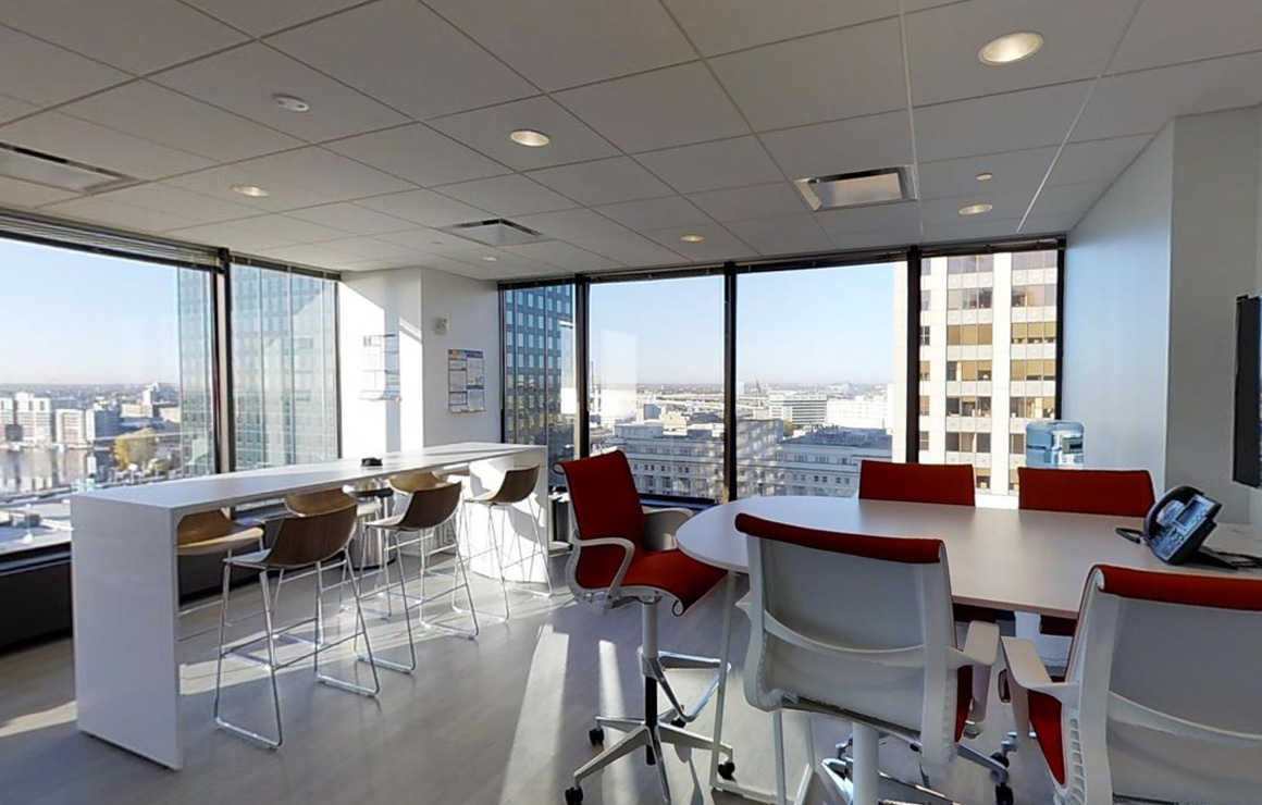 New office of JLL
