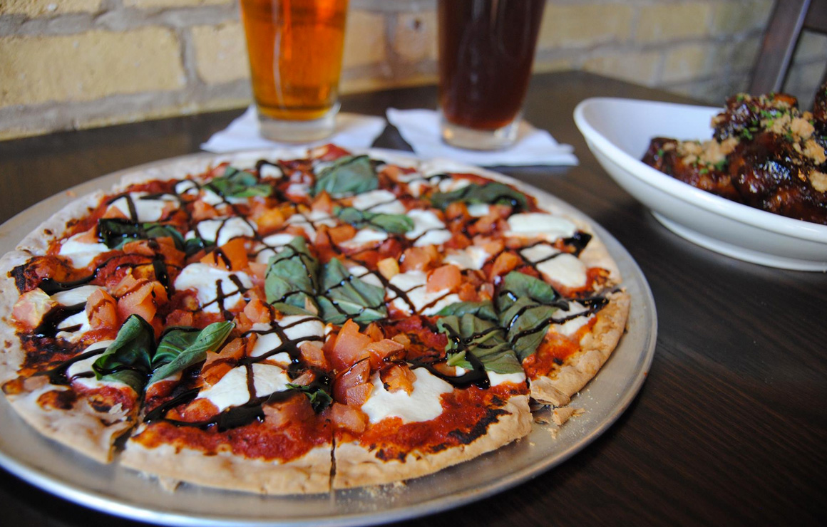 Oak Barrel Food and Pizza