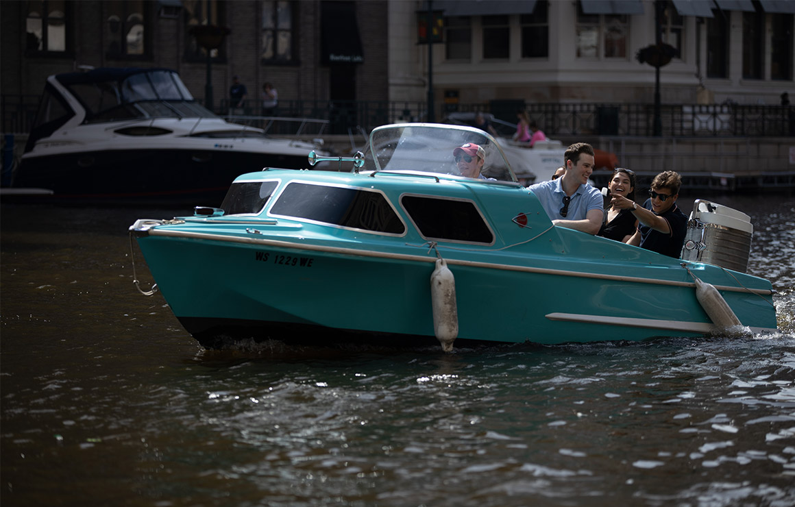 Retro Boats Milwaukee Downtown Business Spotlight