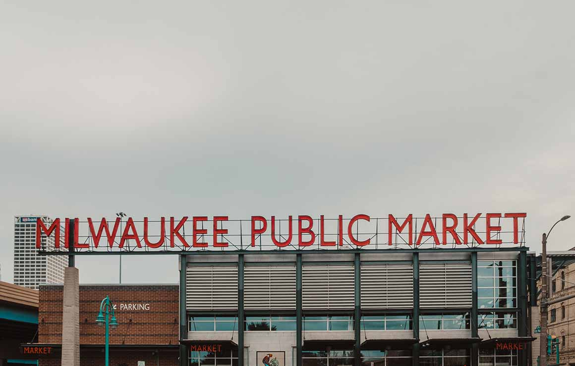 Milwaukee Public Market Milwaukee Downtown