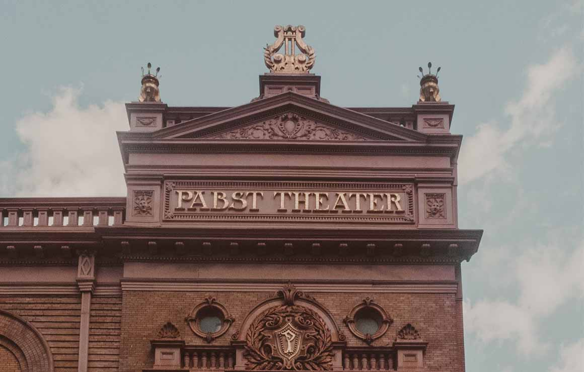 Pabst Theater Milwaukee Downtown